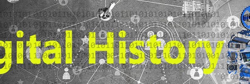 Jetzt anmelden: Virtuelle Tagung Digital History, 1.-3. März 2021 #digigw21